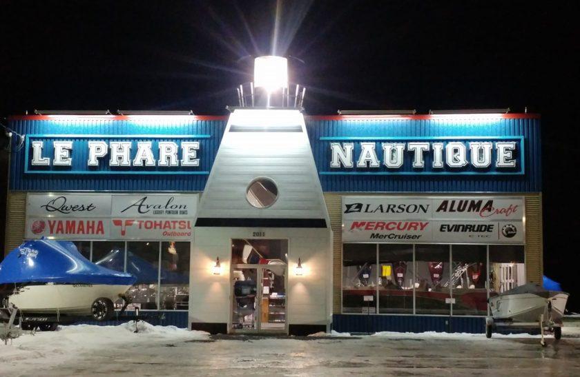 Phare Nautique
