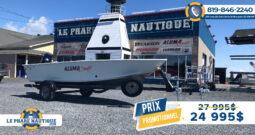 Alumacraft Escape 165 Tiller 2021